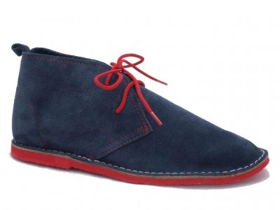 CHELSEA - FreeStyle DARK BLUE/RED